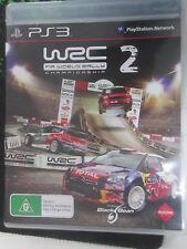 WRC 2 FIA World Rally Championship 2 PS3