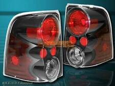 2002 2003 2004 2005 FORD EXPLORER 4DR JDM BLACK  TAIL LIGHTS