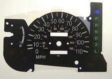 Lockwood Mitsubishi L200 Manual & Automatic BLACK Dial Conversion Kit C016