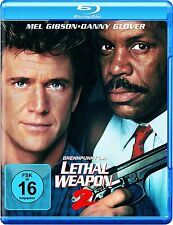 LETHAL WEAPON 2, Brennpunkt L.A. (Mel Gibson, Danny Glover) Blu-ray Disc NEU+OVP