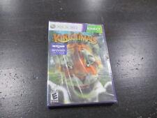 NEW Kinectimals Microsoft Xbox 360 Kinect Video Game Kids XBox360 SEALED