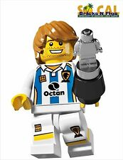LEGO MINIFIGURES SERIES 4 8804 Soccer Player