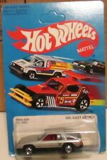 1981 Hot Wheels Dodge Omni 024 #1692 Hong Kong - VHTF, VERY RARE, UNPUNCHED CARD