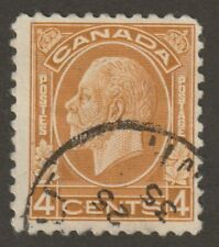 """Canada 1932 #198 King George V """"Medallion"""" Issue - Fine Used"""