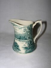 Alfred Meakin Creamer made in England Tintern Blue from 1930's (PRICE NEGOTIABLE