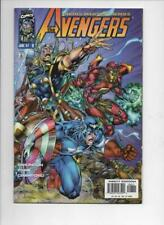 AVENGERS #8, NM, Captain America, Thor, 1996 1997, more Marvel in store