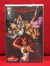 Amazing Spider-Man Renew Your Vows #25 J. Scott Campbell Cover B - Signed COA