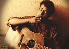 BOB DYLAN GUITAR YOUNG ICON MUSIC POSTER ART PRINT A3 SIZE GZ2170