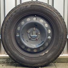 original Fiat 500X Winterkompletträder 215/60 R16 99H Bridgestone Winterreifen
