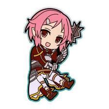 Sword Art Online Lizbeth Rubber Phone Strap NEW