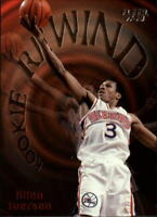 1997-98 Fleer Rookie Rewind #5 Allen Iverson - NM-MT