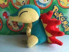 Pokemon Plush Hasbro Cyndaquil Stufed doll  toy Fgure  U.S Seller   chikorita