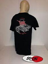 So-Cal t-shirt sz XXL Jimmy Shine trio black hot rod 32 ford chev