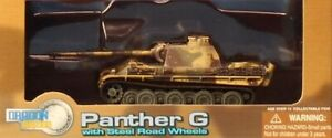 Dragon Armor 60322 Panther G w/ Steel Road Wheels Germany 1944 1:72