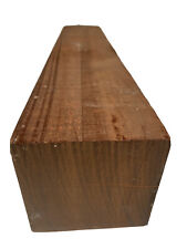 "REDHEART TURNING WOOD, PEPPER MILL BLANKS, SQUARE BLANKS 3"" x 3"" x 15"", #56"