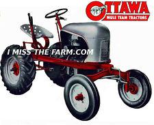 OTTAWA Garden Tractor Tee Shirt