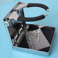 Folding Cup Drink Holder Marine Stainless Steel for Boat/Truck RV Adjustable