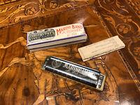 Harmonica: Hohner Marine Band In original box