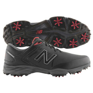 New Balance NBG2005 Striker Golf Shoes - Black/Red