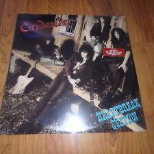 Cinderella - Heartbreak Station LP vinyl record sealed NEW RARE OOP