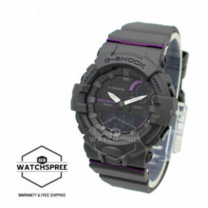 Casio G-Shock S Series G-Squad Watch GMAB800-8A