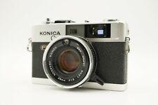 <Near Mint> Konica C35 FD w/ HEXANON 38mm F/1.8  from japan #100610