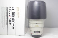 Canon Canon EF 100-400 mm F/4.5-5.6 L IS USM Lens
