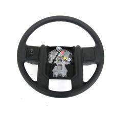 2011-2016 Ford F250-F550 Super Duty Black Vinyl Steering Wheel OEM BC3Z-3600-AC