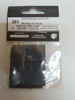 Wedico 381 Schmutzlappen für 376 - 380
