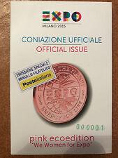 monete coniazioni expo milano 2015