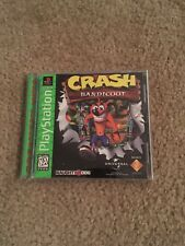 Crash Bandicoot Greatest Hits Ps1 Videogame