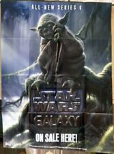 Star Wars Galaxy Series 6 Box Topper Poster