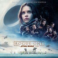 STAR WARS - ROGUE ONE: A STAR WARS STORY (FILMHÖRSPIEL)   CD NEW