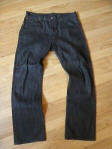 mens levi 501 jeans - size 34/30 great condition