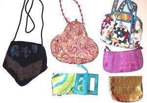Women's Girls Mixed Lot Purses Bags