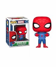 """SPIDER-MAN WITH UGLY SWEATER 3.75"""" POP VINYL FIGURE FUNKO 397 CHRISTMAS"""