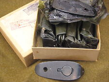 """Springfield 1903a3 stock BUTTPLATE  Remington """"R"""" UNISSUED blued finish"""