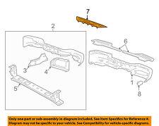GM OEM Rear Bumper-Step Pad Protector Scratch Guard Cover 15080820
