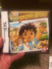 Go, Diego, Go Safari Rescue (Nintendo DS