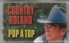 """*Country Roland-""""Pop A Top"""" -Tejano Country *Cassette Sealed"""