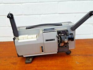 Vintage Prinz Magnon LV Super 8 Zoom Cine Projector Boxed - Working - No Lead