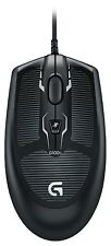 Logitech G100s Optical Gaming Mouse Wired 2500 DPI Computer Black New 910-003533