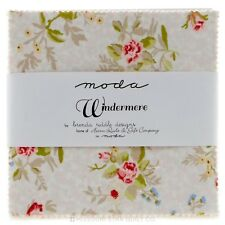 Windermere Charm Pack by Brenda Riddle Designs for Moda Fabrics