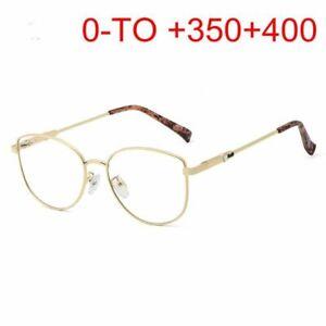 Retro Sun Photochromic Myopia Glasses Nearsighted -1.00 to -5.00 FML Metal Frame