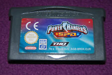 POWER RANGERS : SPD - Buena Vista/THQ - Jeu Action Game Boy Advance GBA EUR
