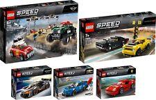 LEGO® Speed Champions 75894 75893 75892 75891 75890 FULL Neuheit N3/19