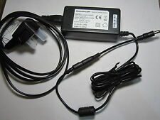 UK 12V 5A 12.0V 5.0A Mains AC-DC Switching Adaptor Desktop Power Supply 2.1/2.5