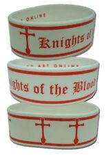 Wristband - Sword Art Online - Knights of the Blood Oath PVC Bracelet ge54031