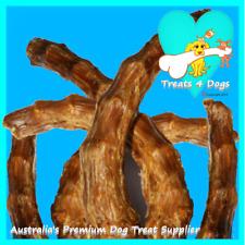 TURKEY NECKS 1kg TREATS 4 DOGS Premium Tooth Cleaning Pet Training Health Treats