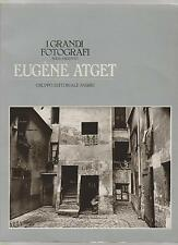 EUGENE (eugène) ATGET grandi fotografi Fabbri